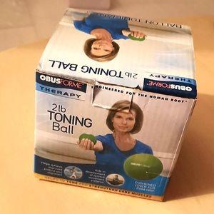 NIB toning ball